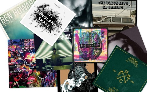 Clean Slate Music Albums of the Year: 24-15