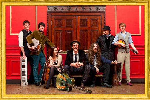 The Robbie Boyd Band