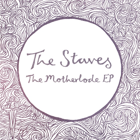 The Staves_The Motherlode EP artwork