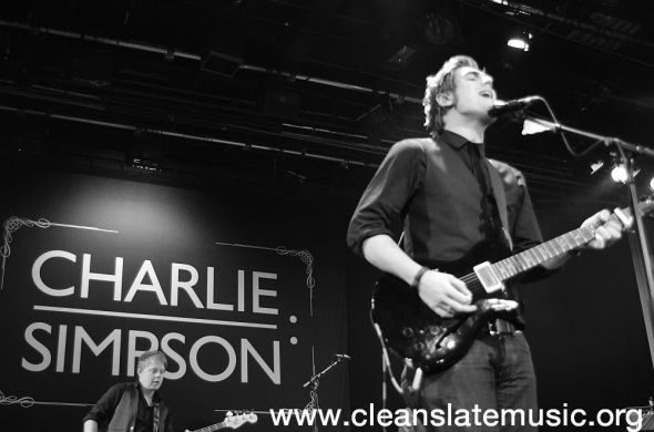 Charlie Simpson Falmouth 1