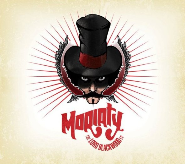 Moriaty - The Lord Blackwood EP