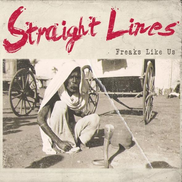 Straight Lines Freaks Like Us artwork