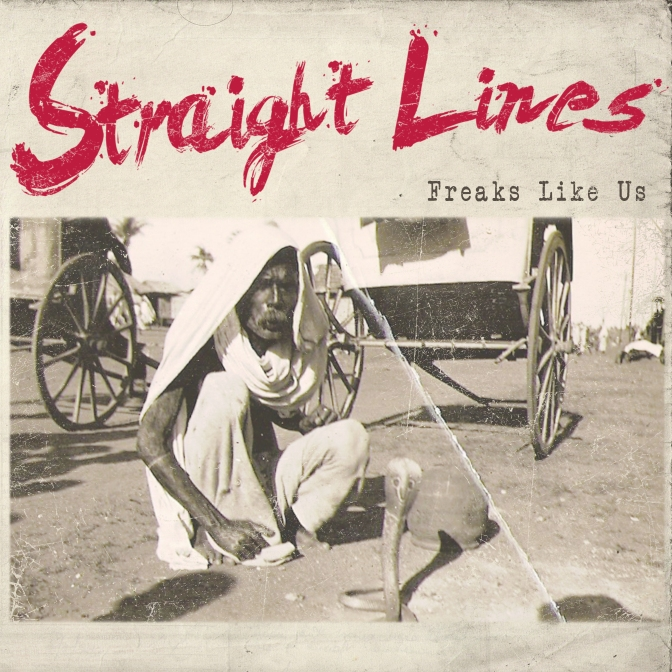 Straight Lines Freaks Like Us artwork