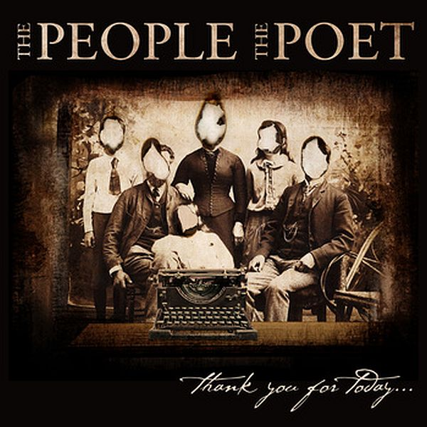The People The Poet - Thank You For Today artwork