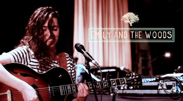 Emily & The Woods session Photo Clean Slate Music