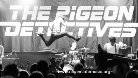 The Pigeon Detectives - Falmouth Princess Pavilion 280512