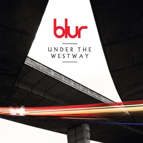 blur under the westway artwork
