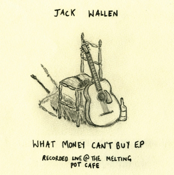Jack Wallen What Money Can't Buy artwork