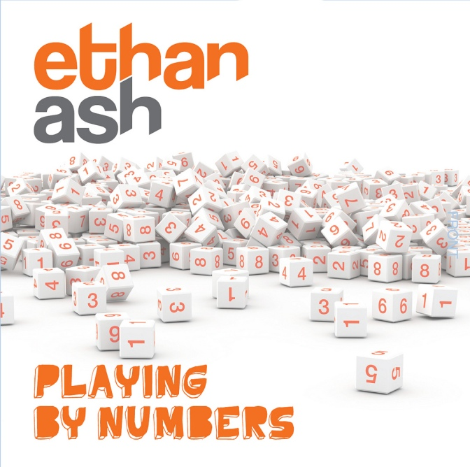Ethan Ash - Playing By Numbers EP artwork