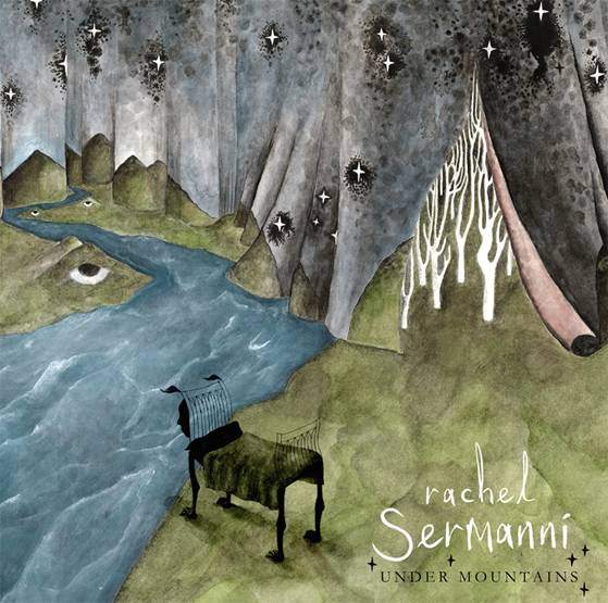 Rachel Sermanni - Under Mountains album cover