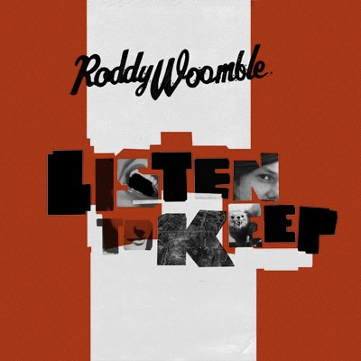 Roddy Woomble - Listen To Keep cover art