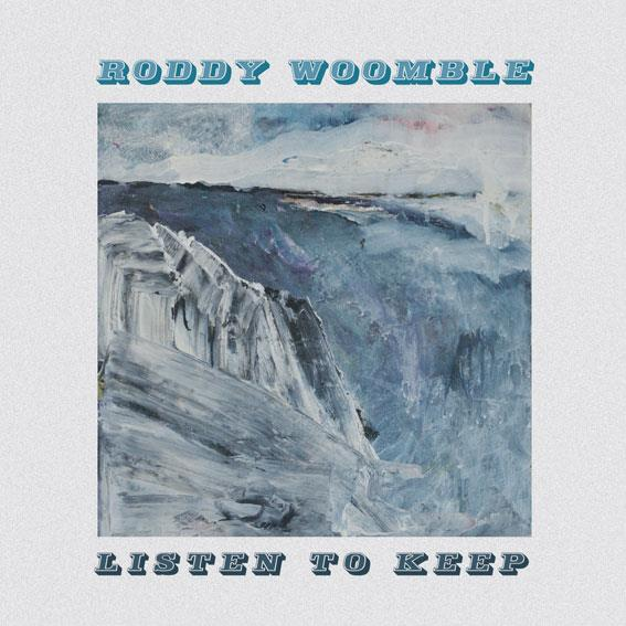 Roddy Woomble - Listen To Keep cover
