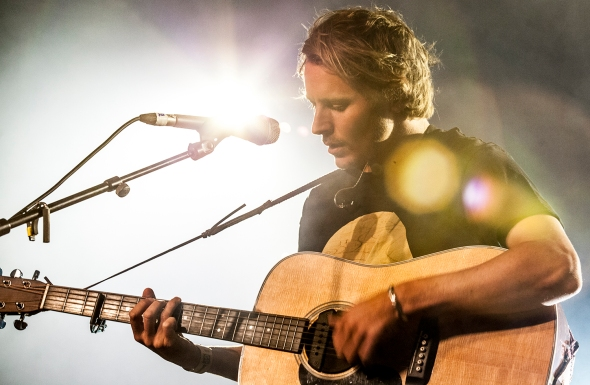 Ben Howard - 2 Greenaway Pro Image © Andy Soden - Clean Slate Music