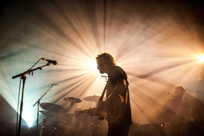 Ben Howard - 4 Greenaway Pro Image © Andy Soden - Clean Slate Music