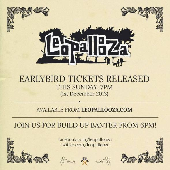 Leopallooza IX early Bird banner