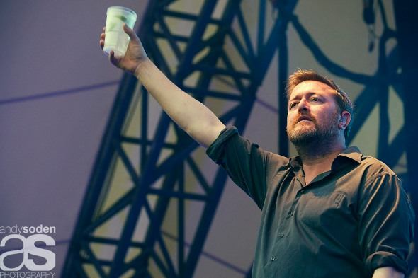 Elbow Live at the Eden Sessions 2014 © Andy Soden