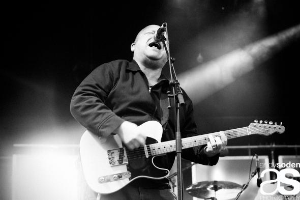 Pixes - Eden Sessions 2014 Frank Black © Andy Soden